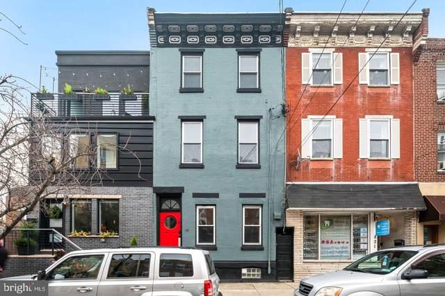 819 S 9TH Street, PHILADELPHIA, PA 19147 (#PAPH972086) :: Bob Lucido Team of Keller Williams Integrity