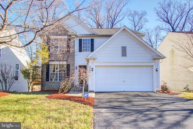 2223 Cold Meadow Way, SILVER SPRING, MD 20906 (#MDMC738440) :: The Redux Group