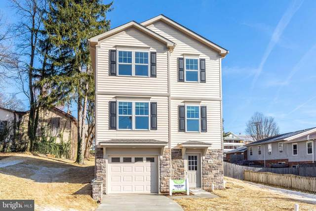 191 E George, WESTMINSTER, MD 21157 (#MDCR201624) :: The Piano Home Group