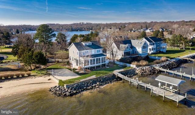1321 Bay Head Road, ANNAPOLIS, MD 21409 (#MDAA455108) :: The Redux Group
