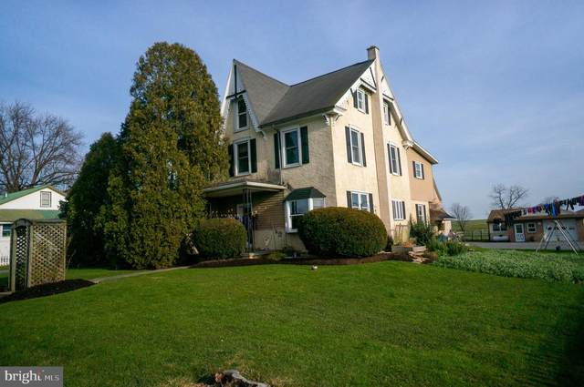 239 Springville Road, KINZERS, PA 17535 (#PALA175184) :: The Craig Hartranft Team, Berkshire Hathaway Homesale Realty