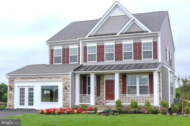 0 Strathmore Way Cypress Plan, MARTINSBURG, WV 25402 (#WVBE182626) :: Pearson Smith Realty