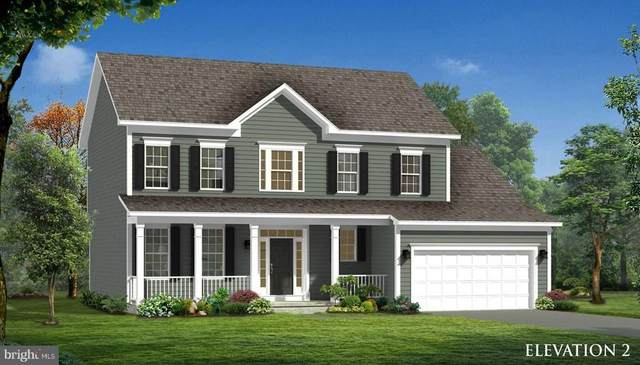 0 Strathmore Way Nottingham Plan, MARTINSBURG, WV 25402 (#WVBE182630) :: The MD Home Team