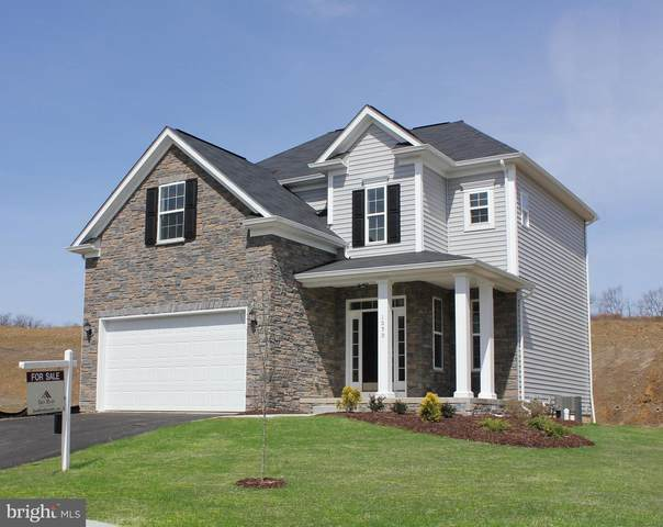 0 Strathmore Way Penrose Plan, MARTINSBURG, WV 25402 (#WVBE182640) :: Pearson Smith Realty