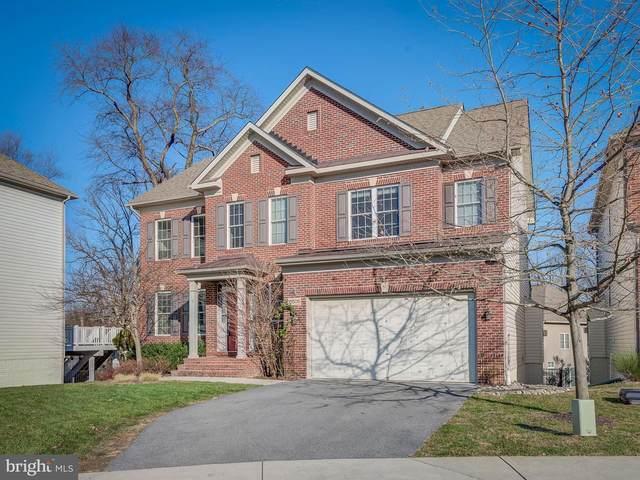 15505 Hallman Grove Court, NORTH POTOMAC, MD 20878 (#MDMC738488) :: Dart Homes