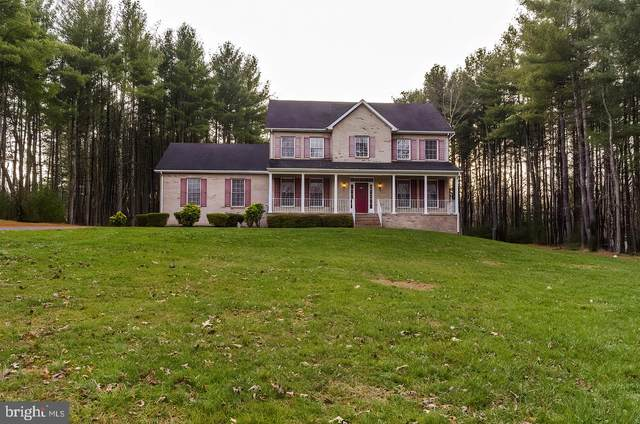 1371 Hollow, GORE, VA 22637 (#VAFV161320) :: AJ Team Realty