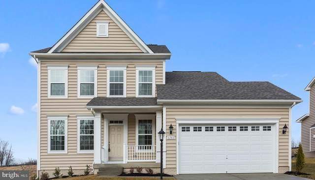 0 Cambelton Drive Cypress Plan, HAGERSTOWN, MD 21740 (#MDWA176820) :: Dart Homes