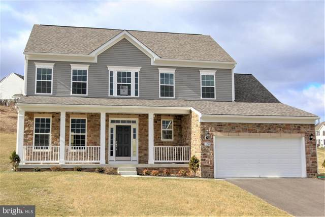0 Dumbarton Drive Nottingham Plan, HAGERSTOWN, MD 21740 (#MDWA176826) :: Dart Homes
