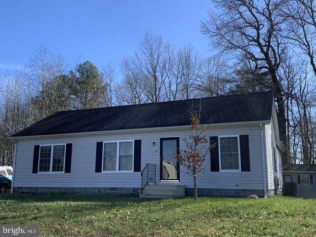 23 Oakview Court, RIDGELY, MD 21660 (#MDCM124926) :: The Dailey Group