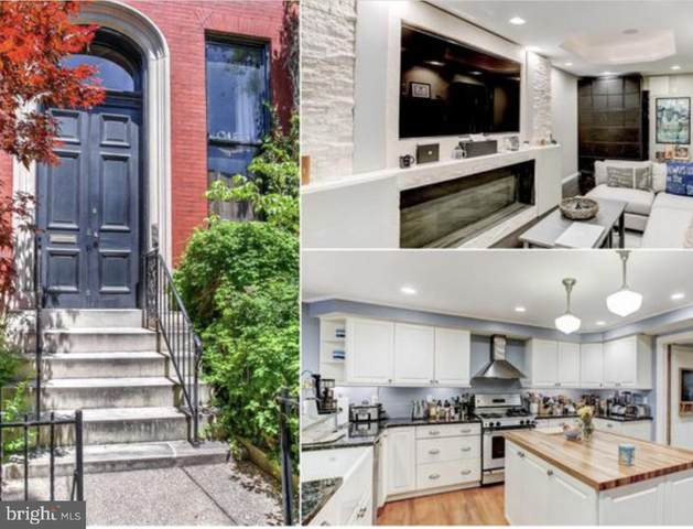 1527 Bolton Street, BALTIMORE, MD 21217 (#MDBA534708) :: Network Realty Group