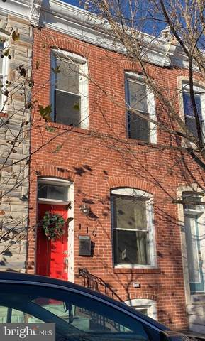 110 N Curley Street, BALTIMORE, MD 21224 (#MDBA534714) :: The Redux Group