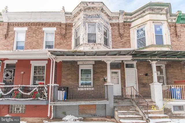 2512 N Marston Street, PHILADELPHIA, PA 19132 (#PAPH972502) :: Sunrise Home Sales Team of Mackintosh Inc Realtors