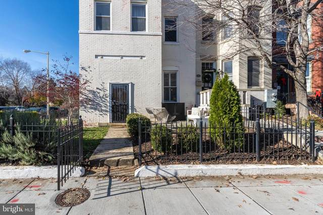 1124 E Street NE D, WASHINGTON, DC 20002 (#DCDC501128) :: Fairfax Realty of Tysons
