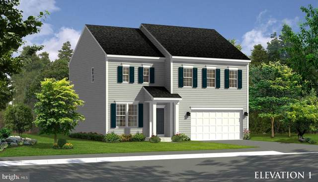 0 David Drive Bristol Floorpl, WINCHESTER, VA 22602 (#VAFV161344) :: Pearson Smith Realty