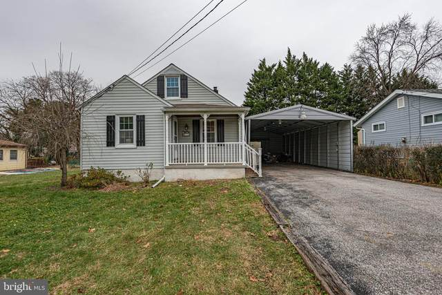 10 Rose Street, LUTHERVILLE TIMONIUM, MD 21093 (#MDBC515654) :: The Dailey Group