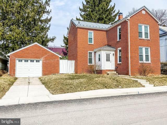 66 Washington Street, FROSTBURG, MD 21532 (#MDAL135994) :: Berkshire Hathaway HomeServices McNelis Group Properties