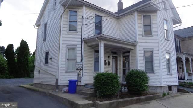 10 S Washington Street, SHIPPENSBURG, PA 17257 (#PACB130820) :: The Craig Hartranft Team, Berkshire Hathaway Homesale Realty