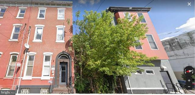 1305 N 15TH Street, PHILADELPHIA, PA 19121 (#PAPH972672) :: The Dailey Group