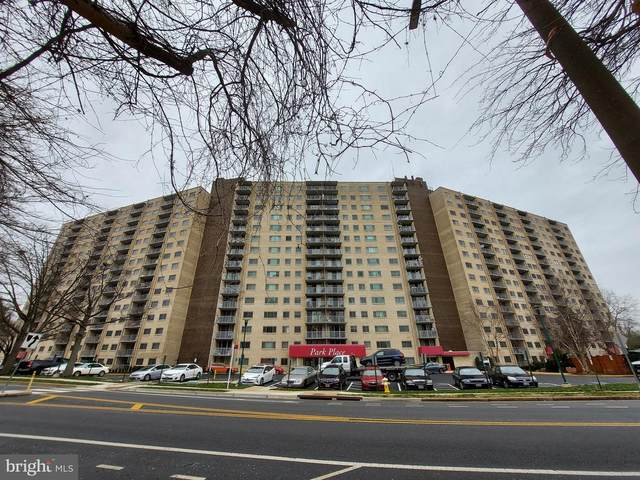 2500 N Van Dorn Street #1516, ALEXANDRIA, VA 22302 (#VAAX254350) :: The Redux Group