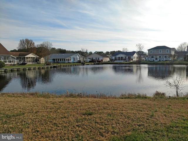 Lot 235 West Pond Circle, SELBYVILLE, DE 19975 (#DESU174914) :: The Allison Stine Team