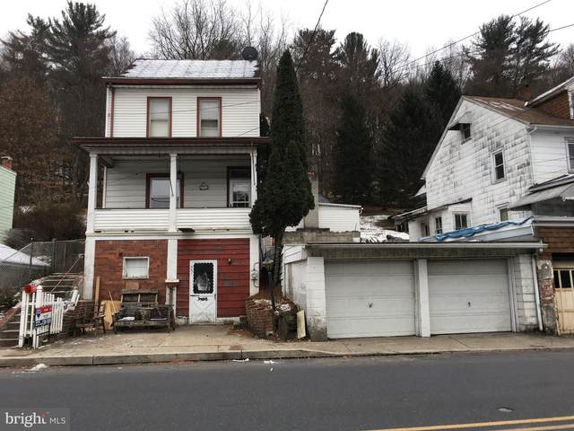 531 Peacock Street, POTTSVILLE, PA 17901 (MLS #PASK133762) :: Maryland Shore Living | Benson & Mangold Real Estate