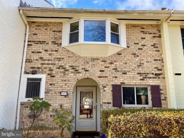 3615 S Leisure Wld Boulevard 19-C, SILVER SPRING, MD 20906 (#MDMC738622) :: Certificate Homes