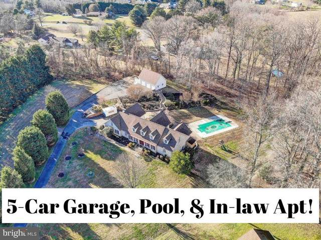 8924 Stratford Court, OWINGS, MD 20736 (#MDCA180332) :: The Dailey Group