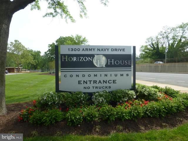 1300 Army Navy Drive #506, ARLINGTON, VA 22202 (#VAAR174038) :: Nesbitt Realty