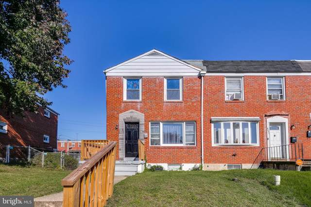 5445 Whitwood Road, BALTIMORE, MD 21206 (#MDBA534824) :: SURE Sales Group