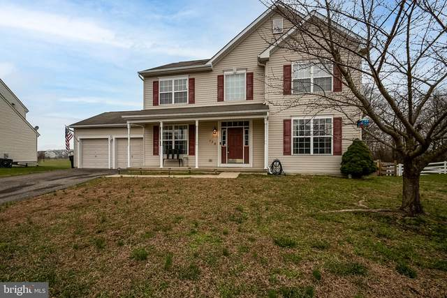 134 Century Drive, SMYRNA, DE 19977 (#DEKT245342) :: Keller Williams Realty - Matt Fetick Team