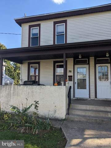 26 W Browning Road, BELLMAWR, NJ 08031 (MLS #NJCD410134) :: The Premier Group NJ @ Re/Max Central