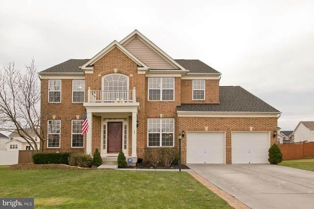 135 Blackburns Ford Drive, STEPHENS CITY, VA 22655 (#VAFV161396) :: John Lesniewski | RE/MAX United Real Estate