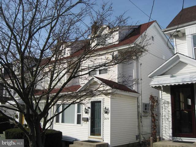 2074 W Market Street, POTTSVILLE, PA 17901 (#PASK133766) :: The Matt Lenza Real Estate Team