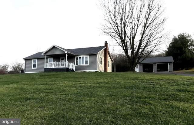 2321 Wissler Road, MOUNT JACKSON, VA 22842 (#VASH121144) :: The Riffle Group of Keller Williams Select Realtors