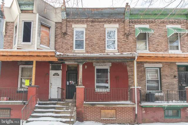 2546 N Marston Street, PHILADELPHIA, PA 19132 (#PAPH972940) :: Sunrise Home Sales Team of Mackintosh Inc Realtors