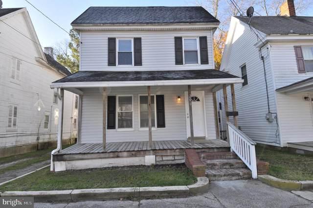 206 Laurel Street, POCOMOKE CITY, MD 21851 (#MDWO119118) :: Bruce & Tanya and Associates