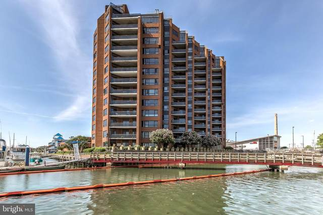 2515 Boston Street #203, BALTIMORE, MD 21224 (#MDBA534872) :: The Dailey Group