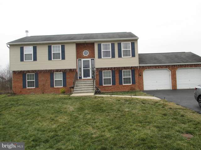 15385 Cobble Drive, GREENCASTLE, PA 17225 (#PAFL177216) :: The Yellow Door Team