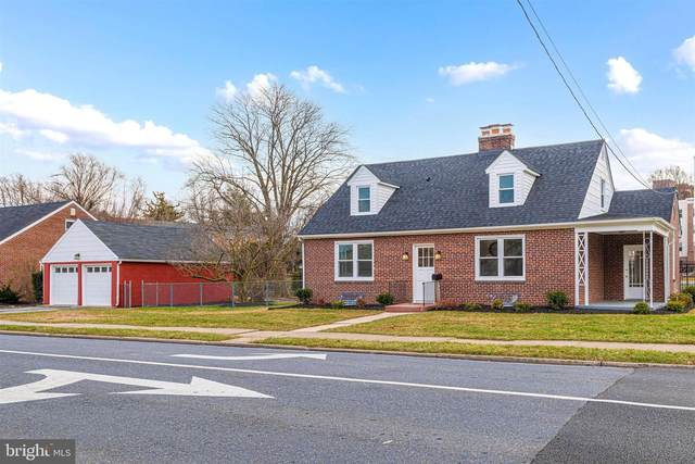 108 W 9TH Street, FREDERICK, MD 21701 (#MDFR275634) :: The Redux Group