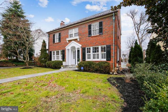 3805 Underwood Street, CHEVY CHASE, MD 20815 (#MDMC738758) :: ExecuHome Realty