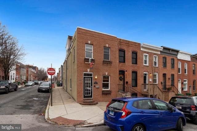 2522 Foster Avenue, BALTIMORE, MD 21224 (#MDBA534944) :: The Redux Group