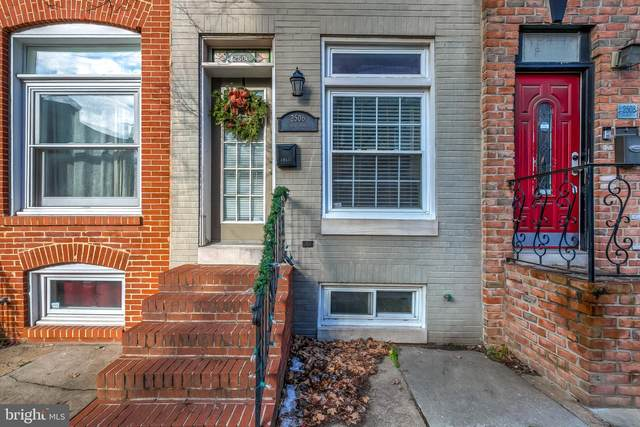 2506 Hudson Street, BALTIMORE, MD 21224 (#MDBA534948) :: Bruce & Tanya and Associates