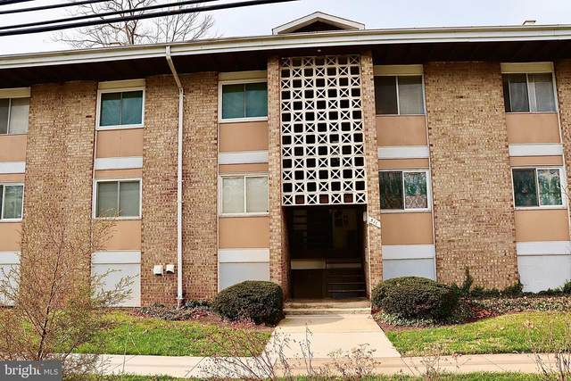 511 Wilson Bridge Drive 6710A, OXON HILL, MD 20745 (#MDPG592030) :: Dart Homes