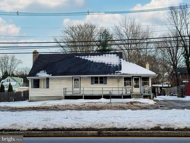 907 Route 206, BORDENTOWN, NJ 08505 (MLS #NJBL388700) :: The Sikora Group