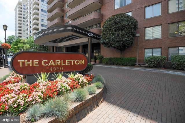 4550 N Park Avenue #414, CHEVY CHASE, MD 20815 (#MDMC738824) :: Tom & Cindy and Associates