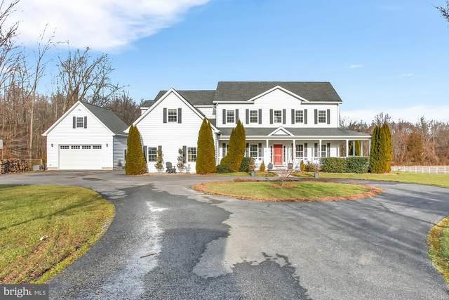 1015 Prospect Mill Road, BEL AIR, MD 21015 (#MDHR255316) :: The Dailey Group