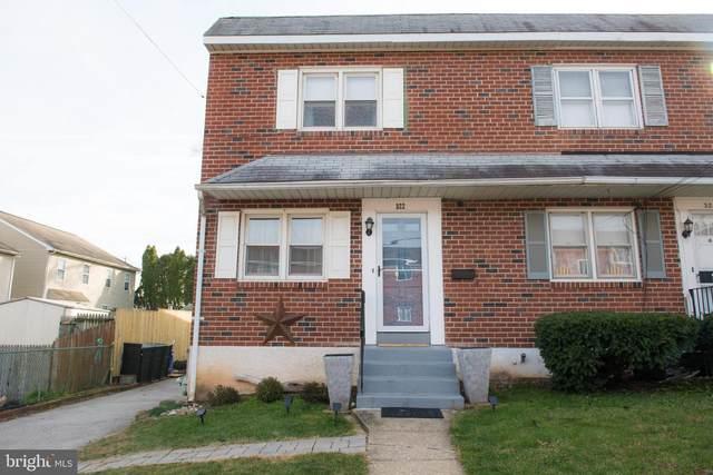 322 Hurst Street, BRIDGEPORT, PA 19405 (#PAMC678846) :: Keller Williams Real Estate