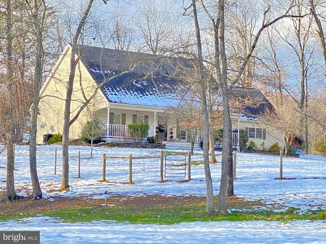 147 Nicklin Court, HEDGESVILLE, WV 25427 (#WVBE182712) :: Pearson Smith Realty