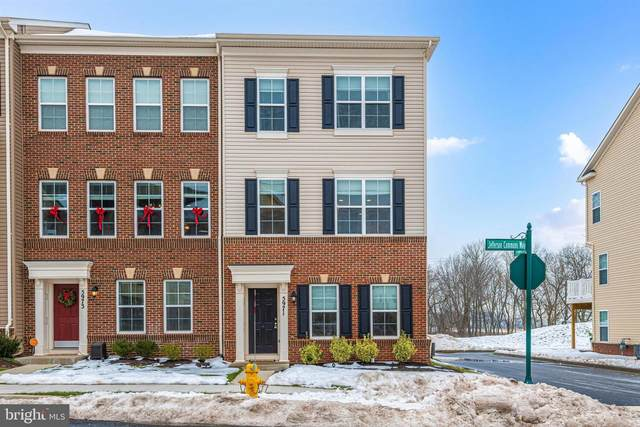 5971 Jefferson Commons Way, FREDERICK, MD 21703 (#MDFR275680) :: Jacobs & Co. Real Estate
