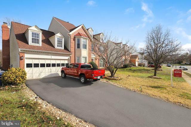 1330 Summerfield Drive, HERNDON, VA 20170 (#VAFX1173234) :: Network Realty Group